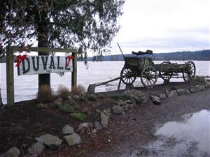 2009 Flood Woodinville Duvall - Wagon Entrance View
