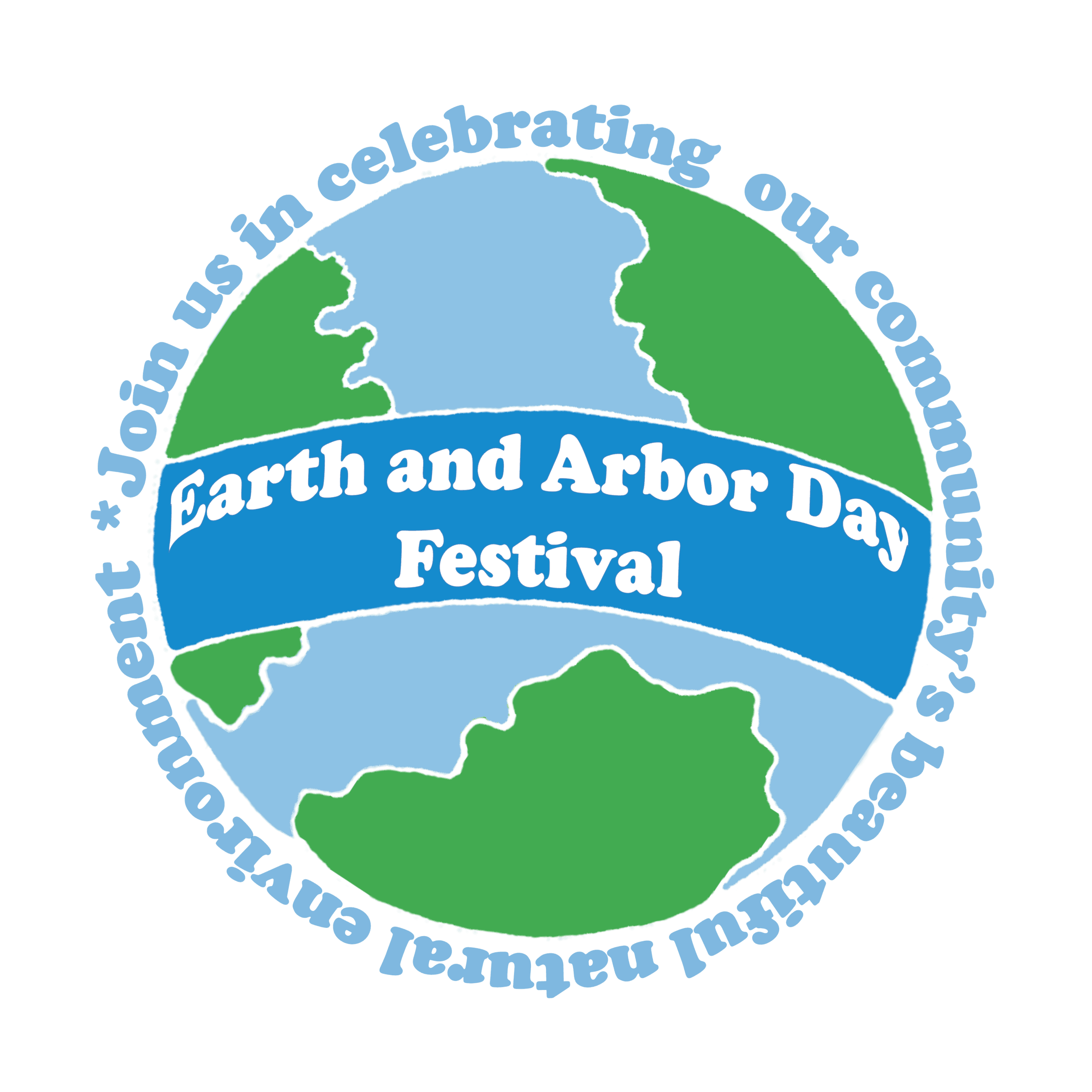 Duval Earth and Arbor Day logo