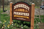 Dougherty Farmstead Sign